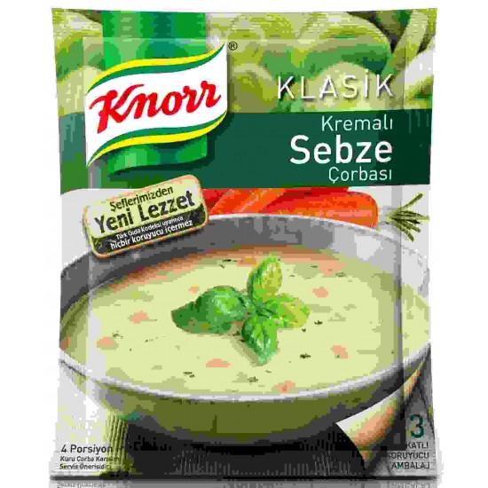 Knorr Creamy Vegetable Soup (68 gr)