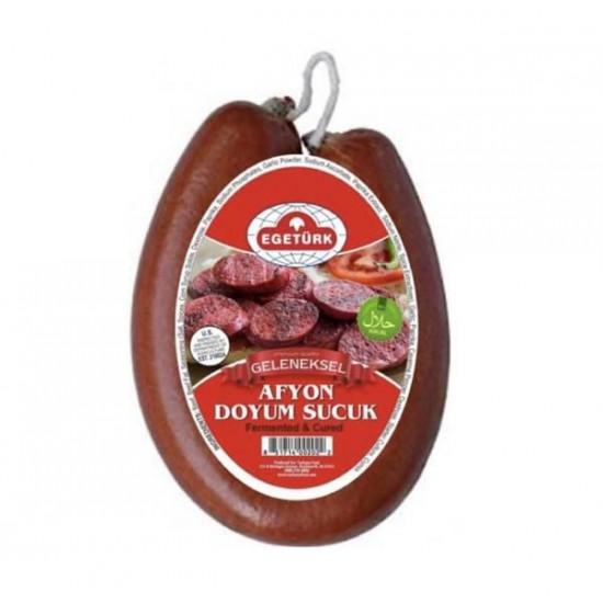 Egetürk Afyon Doyum Sucuk (454 gr)