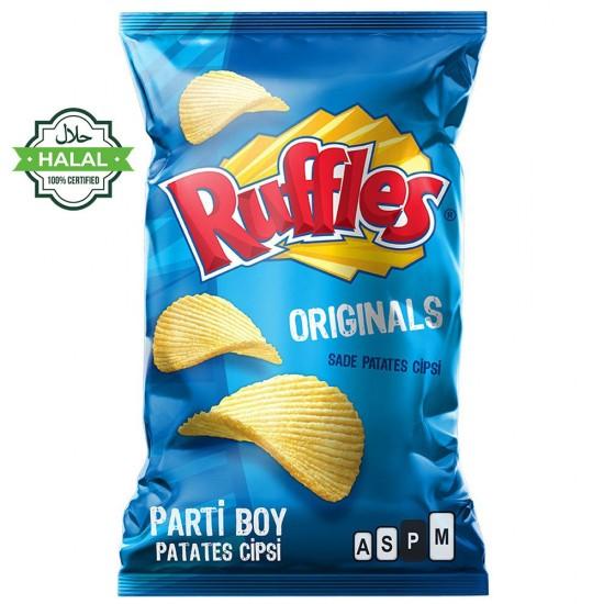 Ruffles Potato Chips Original - From Turkey Halal (149 gr)