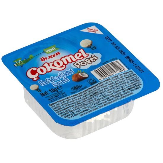 Ülker Çokomel Pofti Coconut Flavored Single (18 gr)