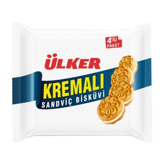 Ulker Cream Biscuits (4 pcs pack)