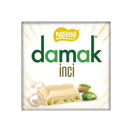 Nestle Damak İnci White Chocolate with Pistachio (65 gr)