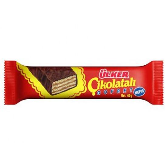 Ulker Chocolate Wafer