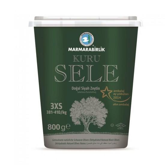 Marmarabirlik Dehydrated Black Olives (800 gr)
