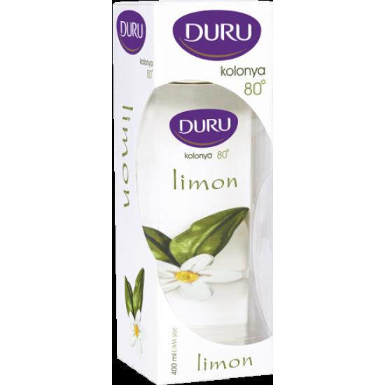 Duru Cologne Lemon 6.76 oz (200 ml)