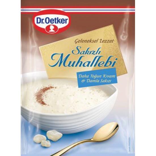 Dr. Oetker Mastic Pudding (150 gr)