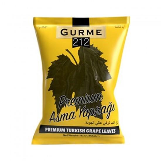 Gurme212 Pickled Leaves (455 gr)