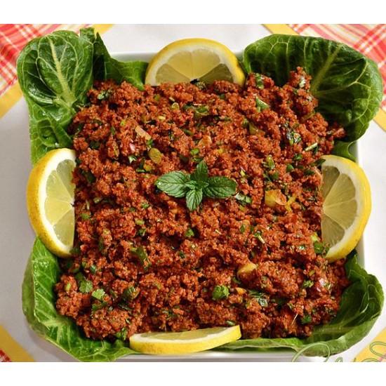 Daily Homemade Kisir (350 gr)