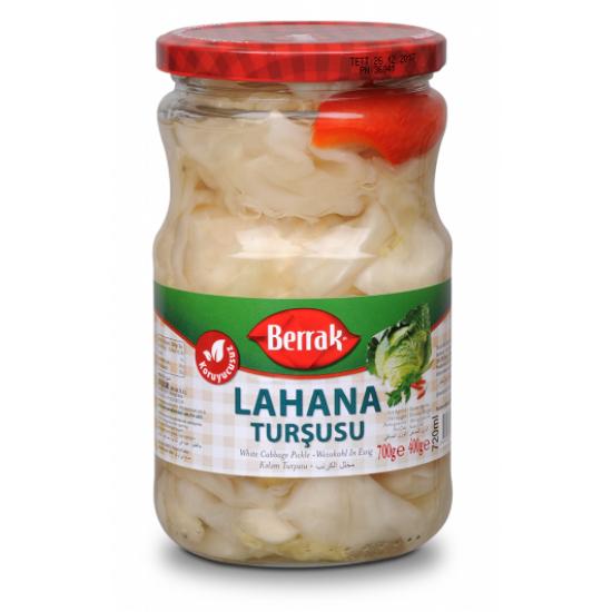 Berrak Cabbage Pickles (720 ml)