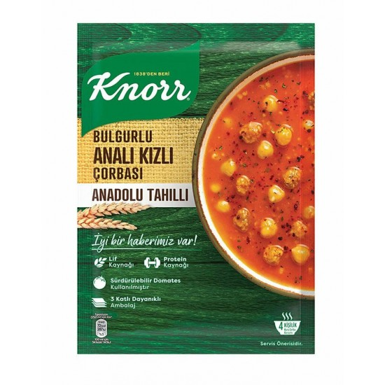 Knorr Analı Kızlı Regional Soup (92 gr)