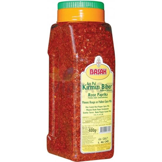 Basak Hot Red Pepper  400 gr