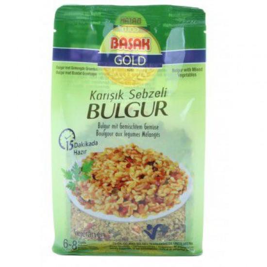 Başak Gold Bulgur with Mixed Vegetables- 360 gr