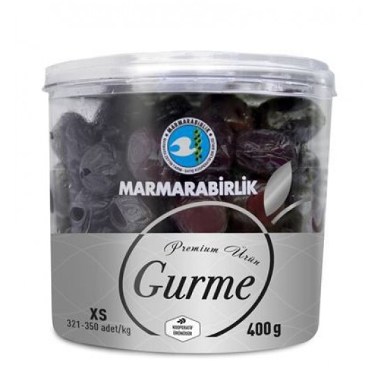 Marmarabirlik Gurme Premium Olives (400 gr)