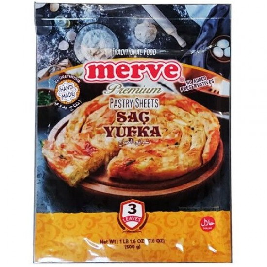 Merve Premium Pastry Sheets (500 gr)