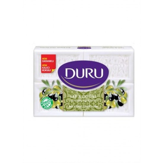Duru Olive Oil Soap 4ps