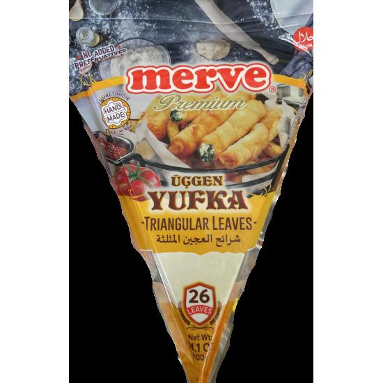 Merve Premium Triangular Leaves 26 leaves (400 gr)