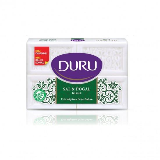 Duru Natural Classic Soap 4x150 gr (600 gr)