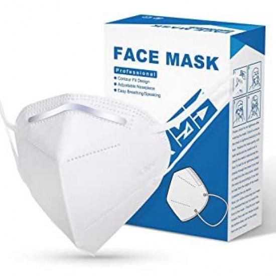 Disposable Protective Kn95 Mask 10 pcs