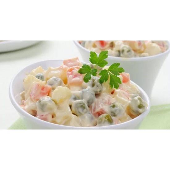 Daily Homemade American Salad (350 gr)