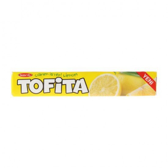 Kent Tofita Lemon Flavored Candy (47 gr)
