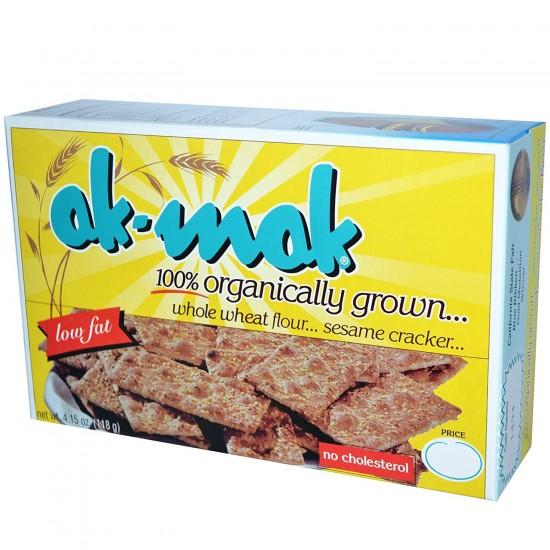 Akmak Sesame Cracker No Cholesterol (118 gr)