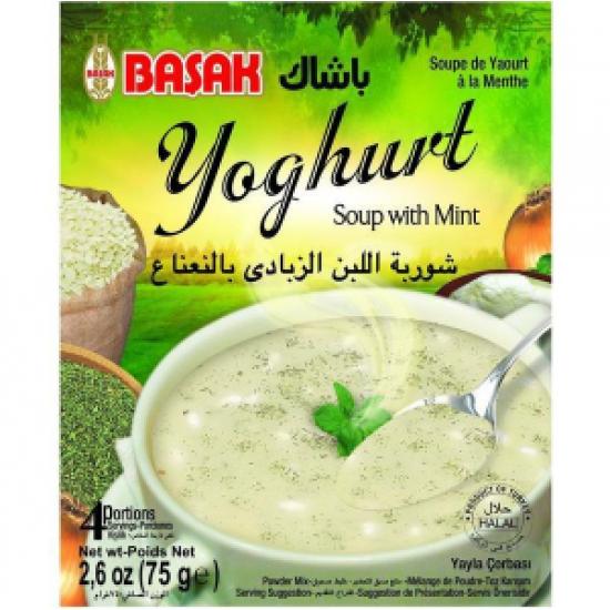 Basak Regional Soups - Yoghurt Soup 2.6 oz (75 gr)