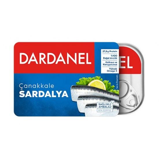 Dardanel Sardines in Oil (105 gr)