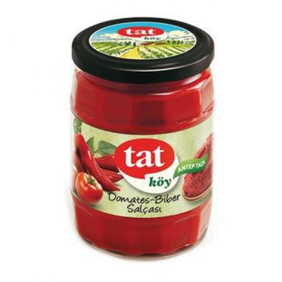 Tat Village Type Tomato - Pepper Paste Mix (560 gr)
