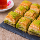 Baklava with Pistachios Baked Daily (1.5 Lb)