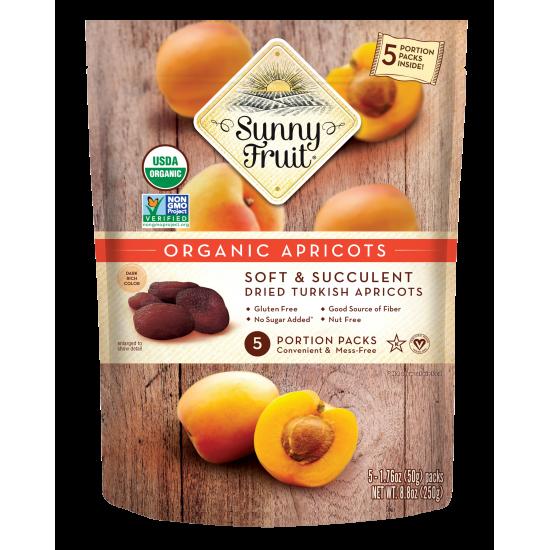 Sunny Fruit Organic Apricots (250 gr)