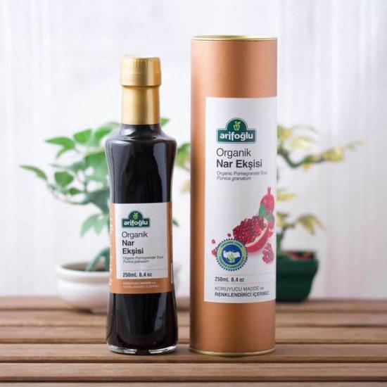 Arifoglu Organic 100% Pomegrante Syrup (250 ml)