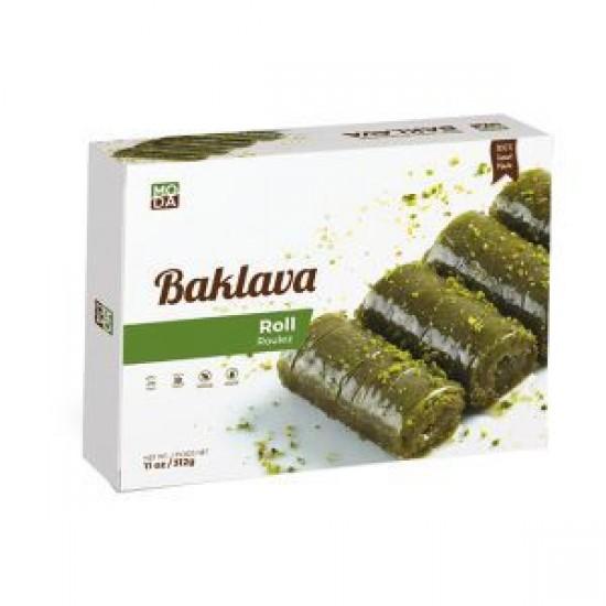 Moda Baklava Roll with Pistachios (312 gr)