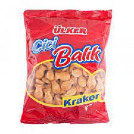 Ulker Fish Crackers (135 gr)