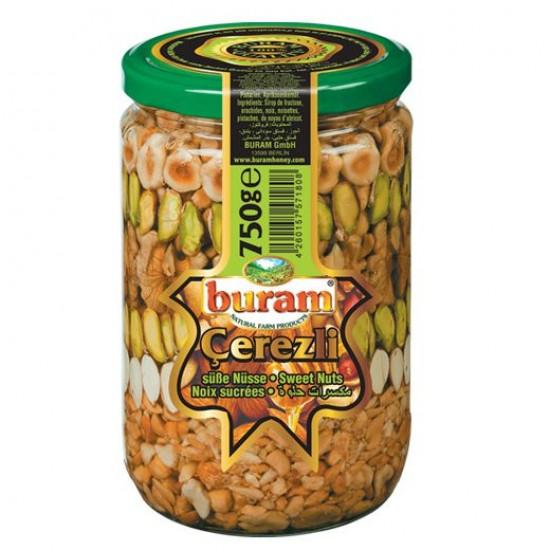 Buram Honey with Nuts (750 gr)
