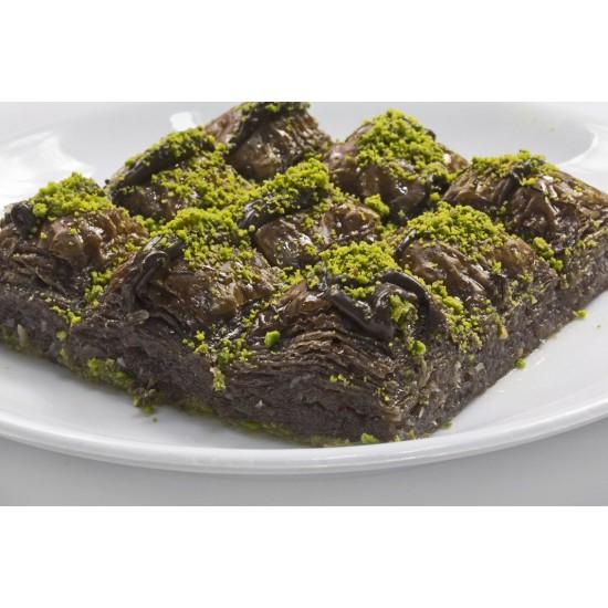 Baklava With Chocolate (12 pcs)