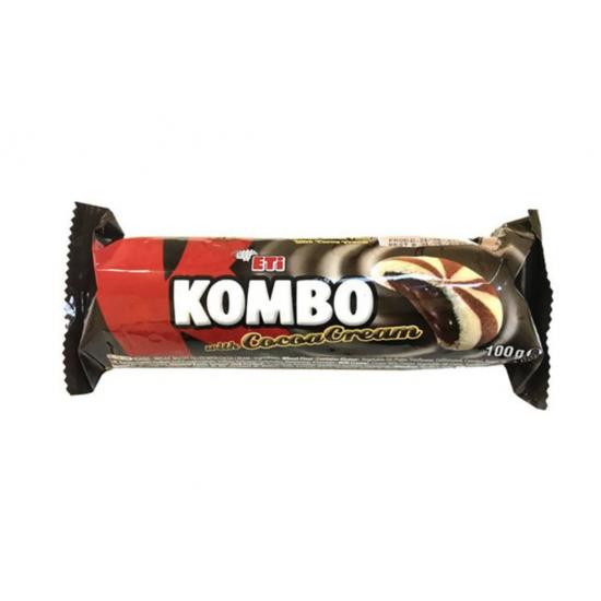 Eti Kombo with Cocoa Cream (100 gr)