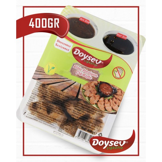 Doysev Cigkofte Serving (400 gr)