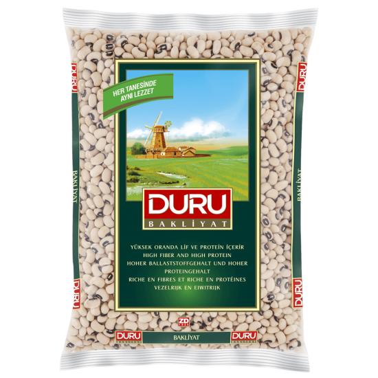 Duru Black Eyed Beans (1000 gr)