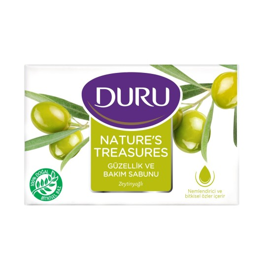 Duru Nature's Treasures Olive Oil Soap (90 gr)