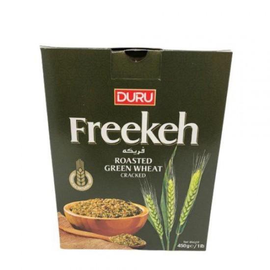 Duru Freekeh Roasted Green Wheat Cracker (450 gr)