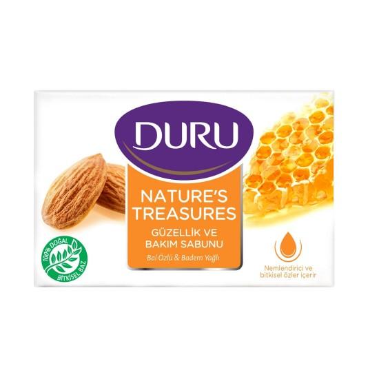 Duru Nature's Treasures Almond&Honey (90 gr)