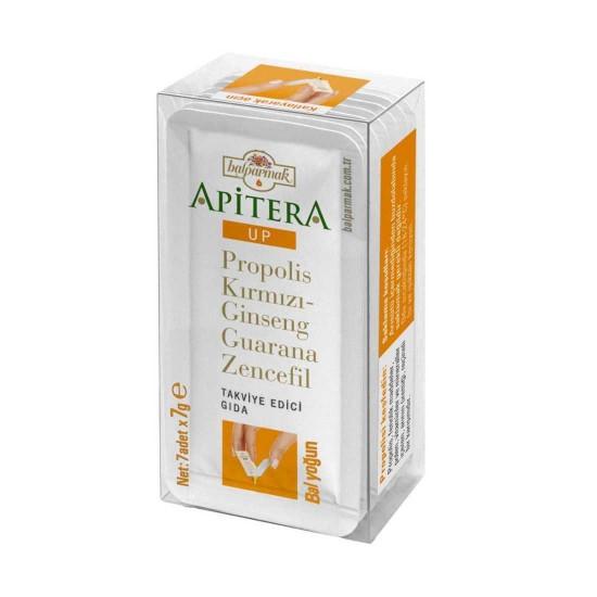 Balparmak Apitera Up Honey Propolis Ginseng Mix. 7 pcs (49 gr)