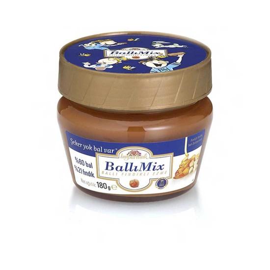 Balparmak Hazelnut Spread with Honey  (180 gr)