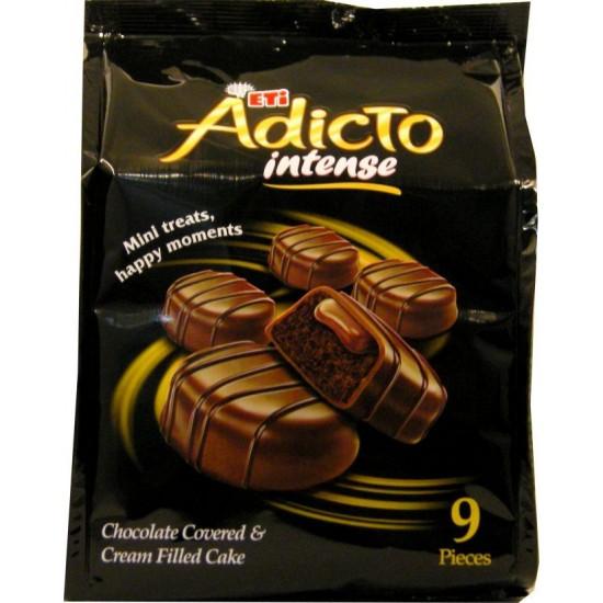 Eti Adicto Intense Chocolate Filled Mini Cakes (144 gr)