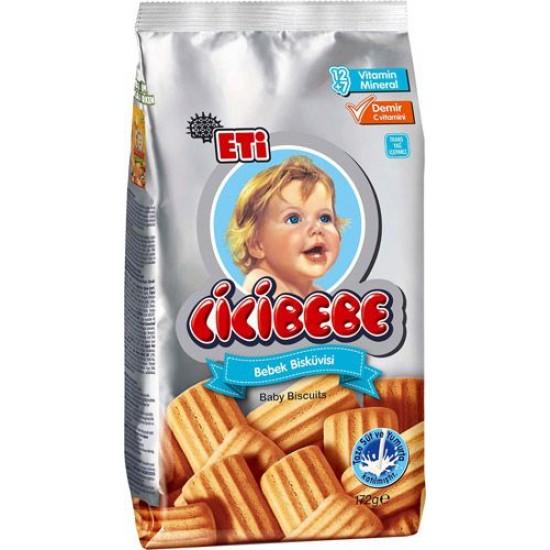Eti Baby Biscuit (Cicibebe) (172 gr)