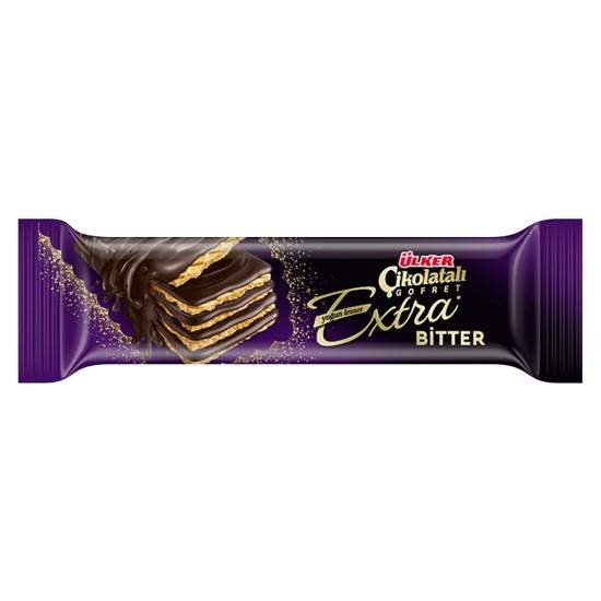 Ulker Chocolate Wafer Extra Bitter (45 gr)