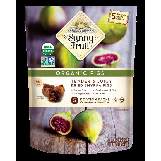 Sunny Fruit Organic Figs (250 gr)