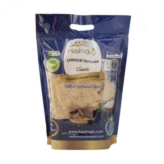 Hasiroglu Organic Tarhana Chips (450 gr)