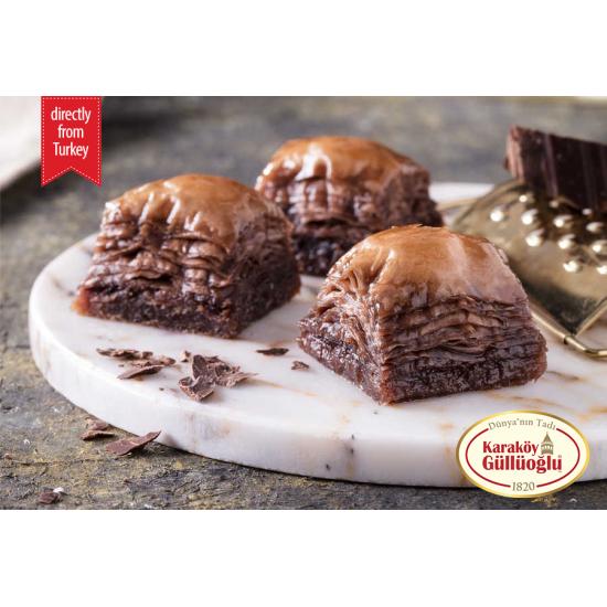 Karakoy Gulluoglu Baklava with Chocolate (500 gr)