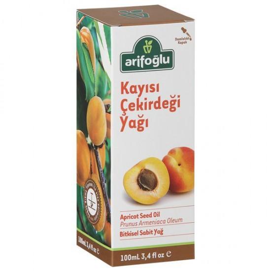 Arifoğlu Apricot Kernel Oil (100 ml)